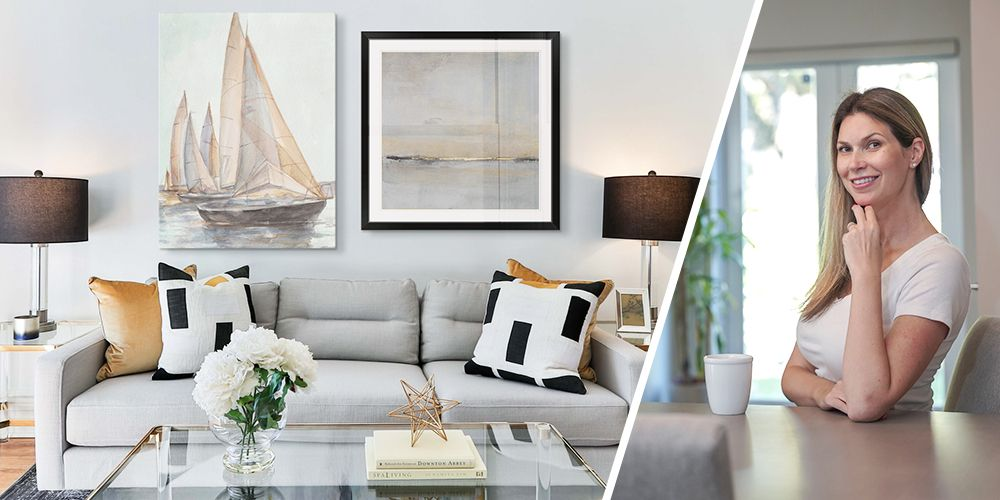"""Guest curator and realtor, Maya Vander from Netflix """"Selling Sunset"""" series partners with Great Big Canvas"""